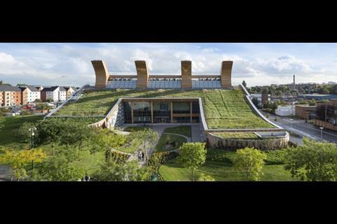 University of Nottingham's sustainable chemistry lab 2017